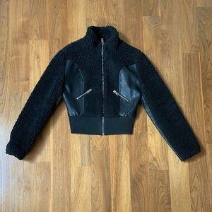 I Am Gia Teddy Coat